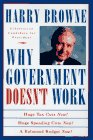 Why Govt Doesn't Work